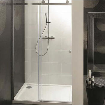 Bc Centural Single Slider Shower Door