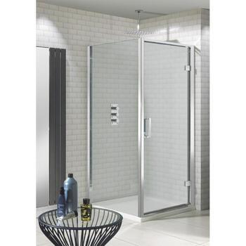 Bc Ellie Hinged Shower Door Ellegant Stylish Bathroom Accessory