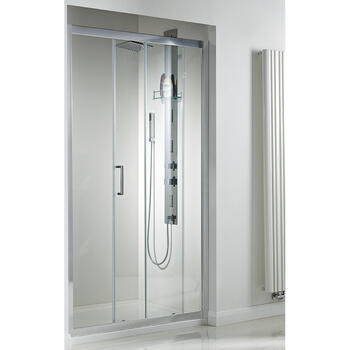 Phoenix Spirit 8mm Sliding Shower Door Unique Design Bathroom Accessory