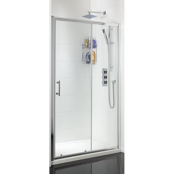 Phoenix Form Single Sliding Shower Door - 14681