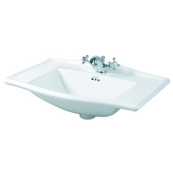 Westminster Vanity Basin 685mm straight Ellegant