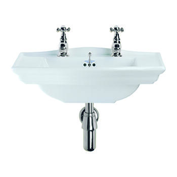 Westminster Cloak Basin 600mm straight High Quality