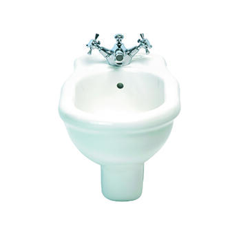 Etoile Wall Hung Bidet including Wall Hung Bracket Kit - 15000