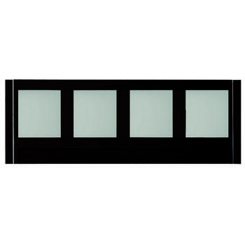 Cuda Bath Front Panel 1700mm Frosted Glass for Ellegant Bathroom