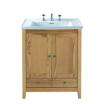 Radcliffe Esteem Square Vanity Unit 2 Doors 2 Drawers Radcliffe Vanity Basin - 15112
