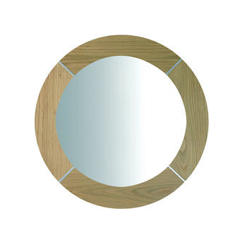 Annabel Luxury Wall Mirror round
