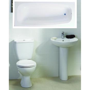 Atlantic complete Bathroom Suite - 15533