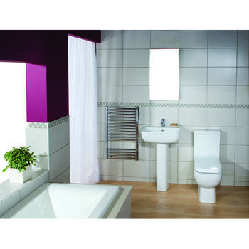 Series 600 complete Bathroom Suite - 15537