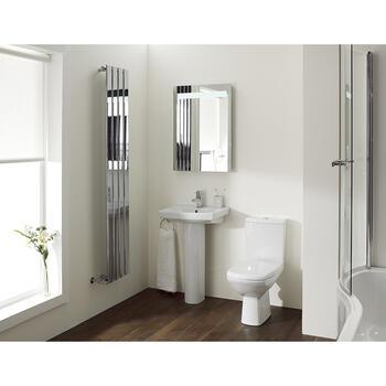 Athena complete Bathroom Suite - 15538