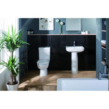 Blok complete Bathroom Suite - 15543
