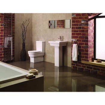 Cube complete Bathroom Suite - 15544