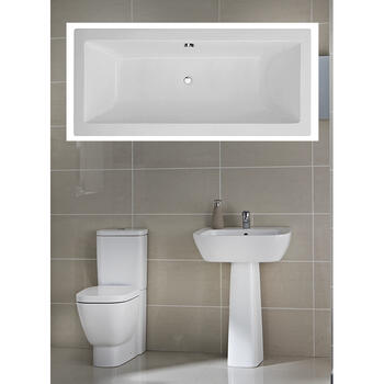 Elena complete Bathroom Suite - 15546