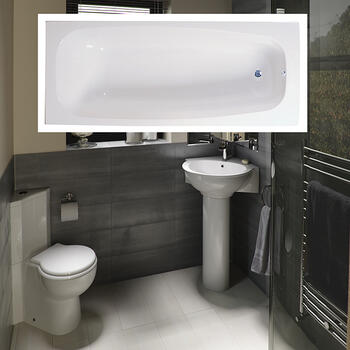 Evo complete Bathroom Suite - 15548