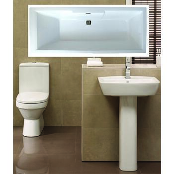 Olyvia complete Bathroom Suite - 15549