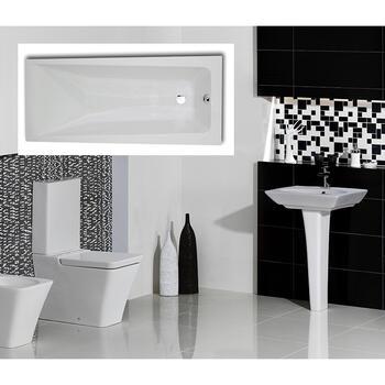 Opulence complete Bathroom Suite - 15550
