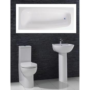 Garda complete Bathroom Suite - 15551