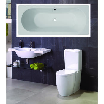Pano complete Bathroom Suite - 15554
