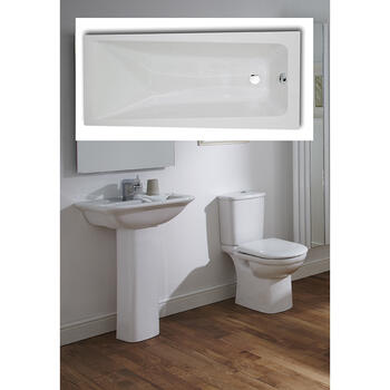 Olympus complete Bathroom Suite - 15558