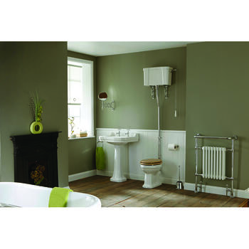 Edwardian complete Bathroom Suite - 15562