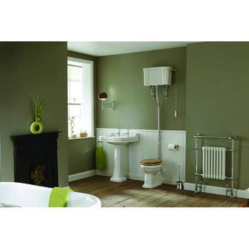Edwardian complete Bathroom Suite - 15562