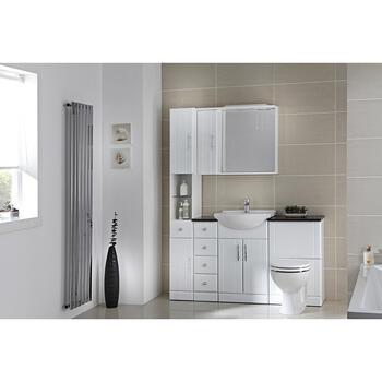 Luna Atlantic complete Bathroom Suite - 15578