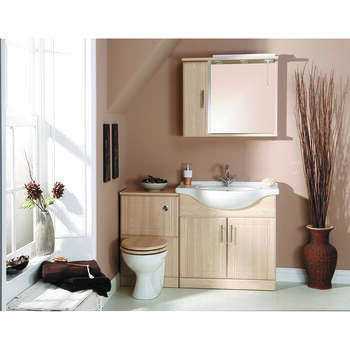 FusIon Galaxy Complete Bathroom Suite Stylish