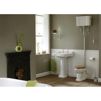 Edwardian Galaxy complete Bathroom Suite - 15580