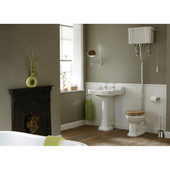 Edwardian Galaxy complete Bathroom Suite - 15580