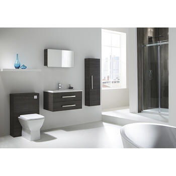 cube Summit Bathroom Suite - 15582