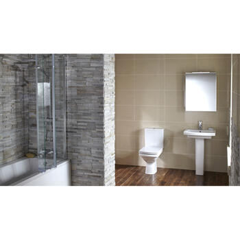 Razor Bathroom Suite - 15583