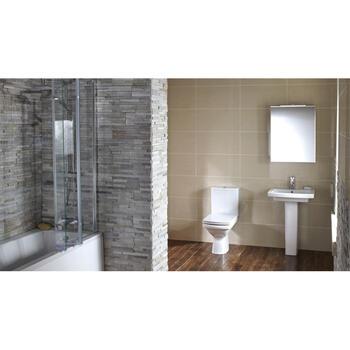 Razor Bathroom Suite - 15583
