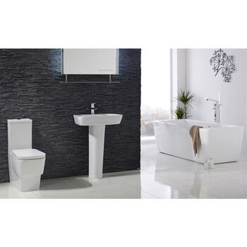 cubix 2 complete Bathroom Suite - 15584