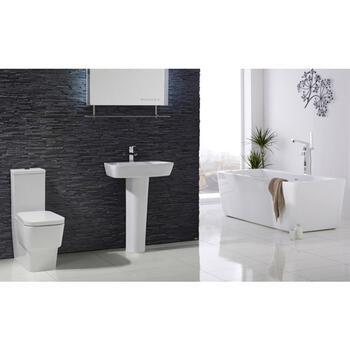 cubix 2 complete Bathroom Suite - 15584