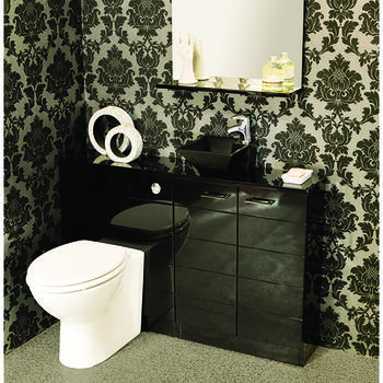 Spark 1810 Work Top Contemporary Bathroom