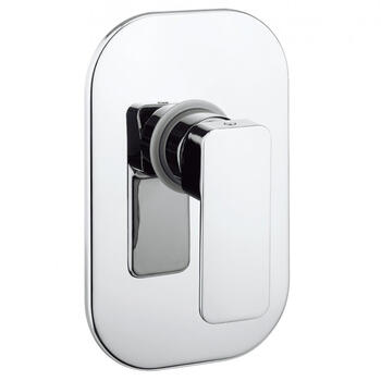 Atoll Manual Shower Valve recessed rectangle