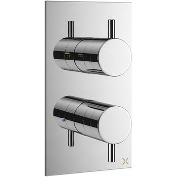 Mike Pro Thermostatic Shower Valve 1510 rectangle