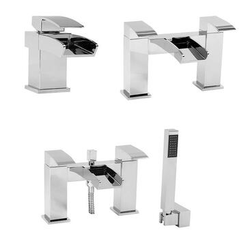 contemporary Tap Pack for your bathroom