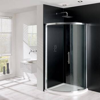 HydroPanel 600mm Tongue And Groove Shower Wall - 16977