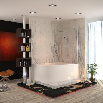 Clia RH Corner Bath And Panel And Screen - 174529