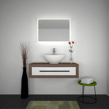 Geo Lucido 900 Wall Hung Drawer Box (Colour Options) sit on  Wall Hung Designer and Stylish Bathroom Accessory