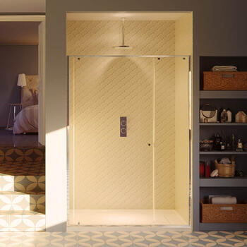 Matki One Pivot Recess Door Unique Design Bathroom Accessory