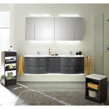 Solitaire 7025 Vanity Unit 4 Drawer 1 Door