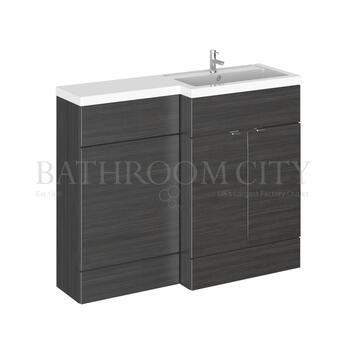 Modern Designer Full depth 1100mm Combination straight basin