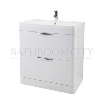 Parade 800 F/S 2 Drawer Basin & Cabinet - 177522