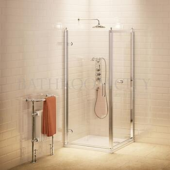 Burlington Shower Enclosure side panel