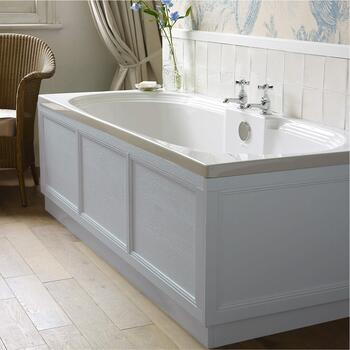 Old England Grey Bath Panel 1700 - 179239