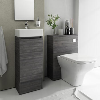 HACIENDA 325 FLOOR UNIT WITH BTW TOILET