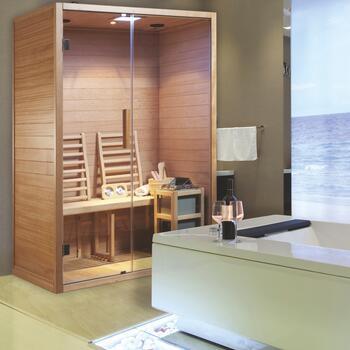 Jaquar Kaya Home Sauna - 179405
