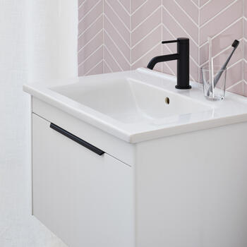 Britton Shoreditch Wall Hung 650mm Vanity Unit Main