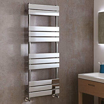 Sorento Electric Pre Fill 1800 x 500 Radiator for High Quality Bathroom
